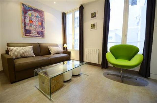 Design apartment Laborde Paris